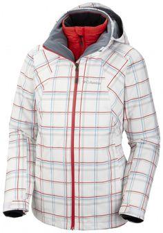 Women's Whirlibird™ Interchange Jacket #ColumbiaSportswear