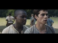 THE MAZE RUNNER - Official Trailer #2 (2014) [HD]