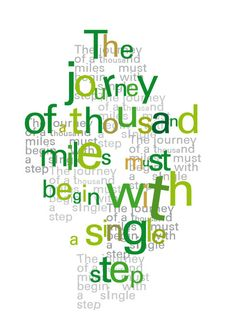Zen Quote The Journey...