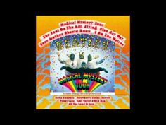 The Beatles - Magical Mystery Tour (Full album).
