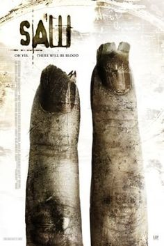 Saw II -- Jigsaw locks a few unlucky people in a booby trapped shelter and they must find a way out before they inhale too much of a lethal nerve gas and die. But they must watch out, for the traps Jigsaw has set in the shelter lead to death also.♥♥♥