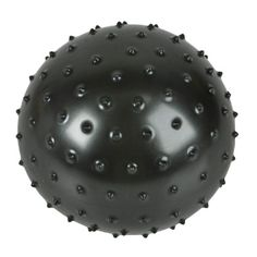 5-inch Black Knobby Ball (Bulk Pack of 50 Balls) at theBIGzoo.com. Perfect for cannonballs!
