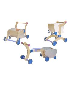 Take a look at this Mishi Design White & Purple Convertible Grow Up on zulily today!