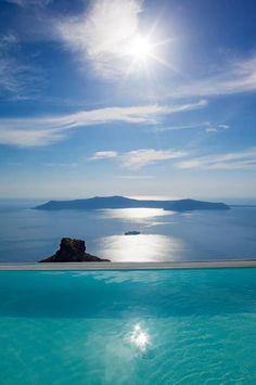 ✯ Santorini, Greece.