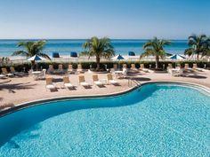 Lido Beach Resort, Sarasota, FL.