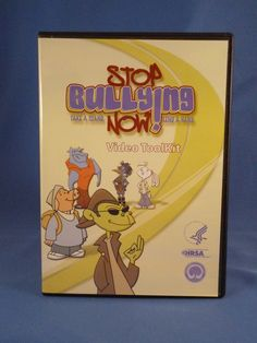 Free Stop Bullying Now DVD!