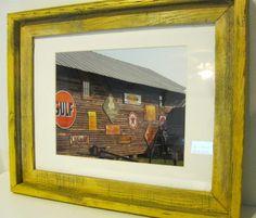Vintage Alabama Barn Advertising Signs by Sisters2Vintage on Etsy, $75.00