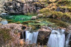 The Fairy Pools of Scotland