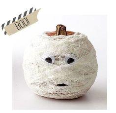 The Mummy Pumpkin