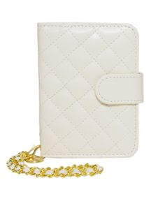 The Classic Six Wristlet  Cream by ParkAveAccessories on Etsy, $32.50