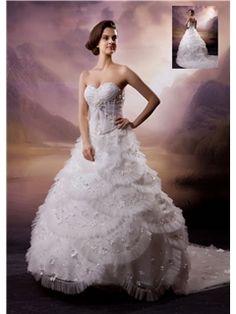 Wedding dress on pinterest chapel train fashion wedding for Inexpensive wedding dresses chicago