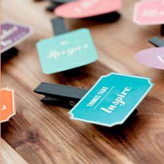 Cute Fridge Pins/Magnets