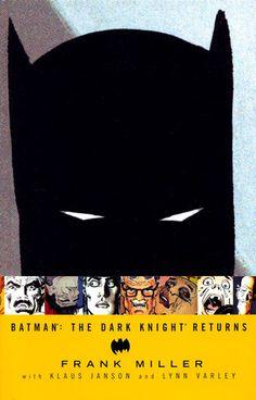 Batman: The Dark Knight Returns by Frank Miller, Klaus Janson (Illustrator), Lynn Varley (Illustrator)