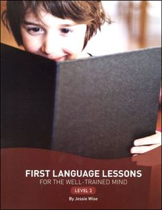 First Language Lessons Level 2 pb | Main photo (Cover)