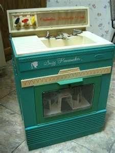 1970's toys Little Suzy Homemaker stove, suzi homemak, rememb, 1970s toy, childhood memori, sink, ovens, dishwashers, kid