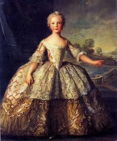 1749 Isabella de Parme