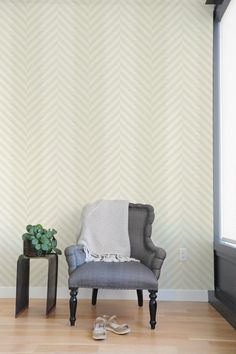 Herringbone ~ Pattern Wall Tiles