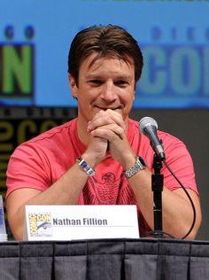 Nathan Fillion's Most Memorable Comic-Con Moments