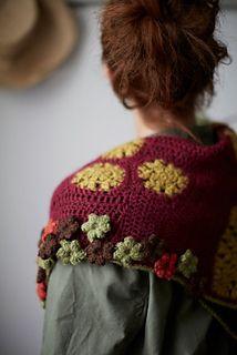 Double Dutch. Loop,London. Crochet Pattern. BSA Melange or Juno Alice DK.