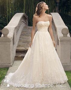 Casablanca Bridal Gown 2170