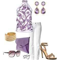 Claudia, created by s-p-j on Polyvore