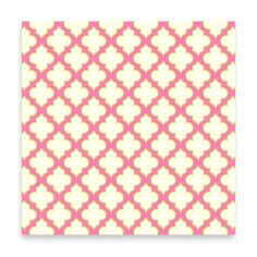 Trellis - pink