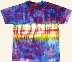 tie dye patternss