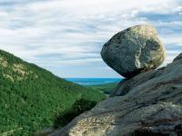 "Who hasn't tried to push ""Bubble Rock"" down the mountain?"