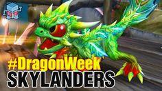 Skylanders DRAGON WEEK Camo #skylanders #toys #dragonweek #collecting
