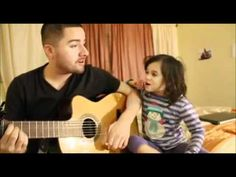 Jorge Narvaez and his adorable daughter Alexa perform a cover of Edward Sharpe and The Magnetic Zeros song, 'Home'.