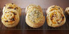 Savoury Spiral Scones Recipes | Food Network Canada