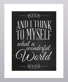 song, happi, what a wonderful world, inspir, word, thing shabbi, shabbi stuff, quot, live