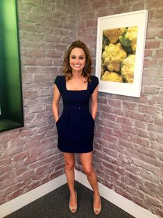 Giada de laurentiis. Awesome chef, great style