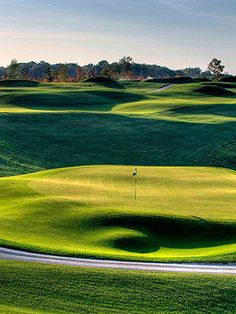 French Lick's Pete Dye Course