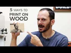 5 Ways to Print on W