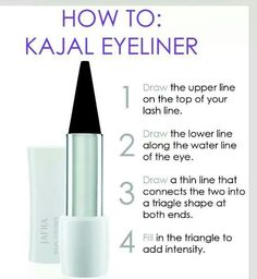 how to put on pencil eye liner more thinly