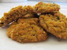Healthy Paleo Pumpkin Cookies