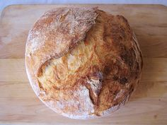 Dimples & Delights: Dutch Oven Artisan Bread
