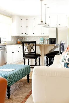 Creative 5 Bright Colored Room Ideas With Teal Color