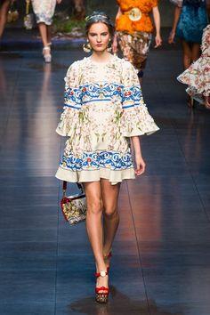Dolce & Gabbana S/S '14