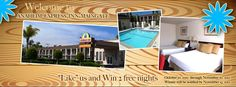 Win 2 free nights in Anaheim By Liking Us On Social Media - From Oct through Nov 2012