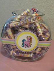 Birthday treats - My Little Pony Party