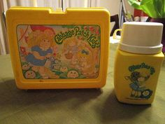 Remember lunch boxes like this!?