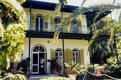 Ernest Hemingway House – Key West