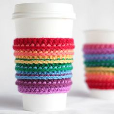 Make me, crochet tutorial rainbow cozy, thanks so xox