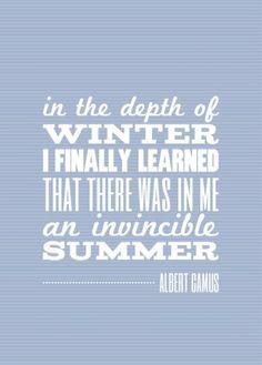 ...summer