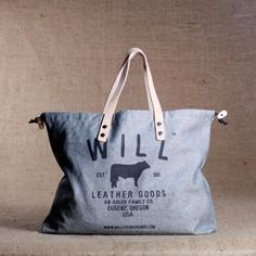 Will Leather Goods Bag