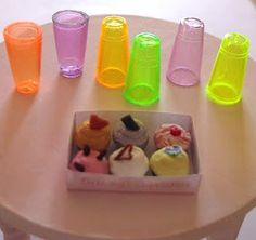 how to: plastic drinking glasses