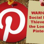 WARNING: Social Media Thieves On the Loose on #Pinterest! @kimgarst