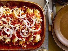 Chicken Enchiladas Suizas Recipe : Food Network Kitchen : Food Network - FoodNetwork.com